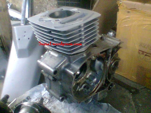 Modif Mesin Gl Max Buat Touring Kumpulan Modifikasi Motor