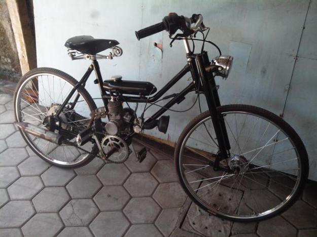 cuciolo dipotong2 jadi sepeda