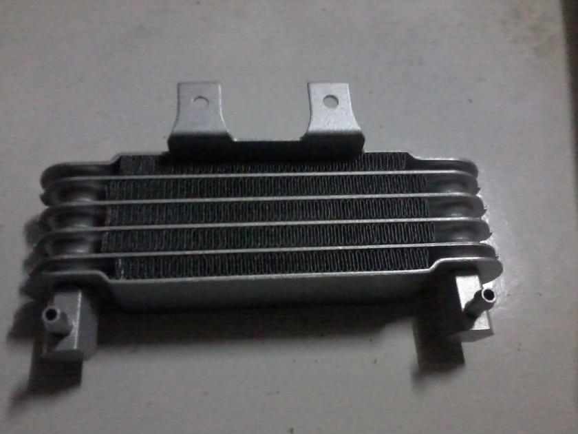 cooler maxi yang akan dipasang