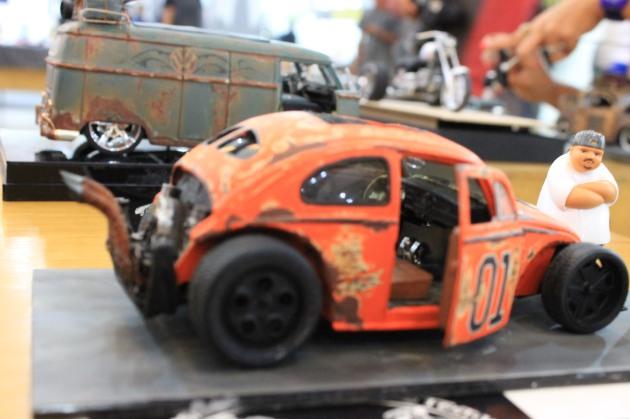 vw beetle....