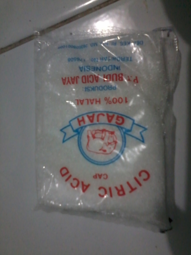 inilah biang sitrun...hatganya murah 1500 rupiah