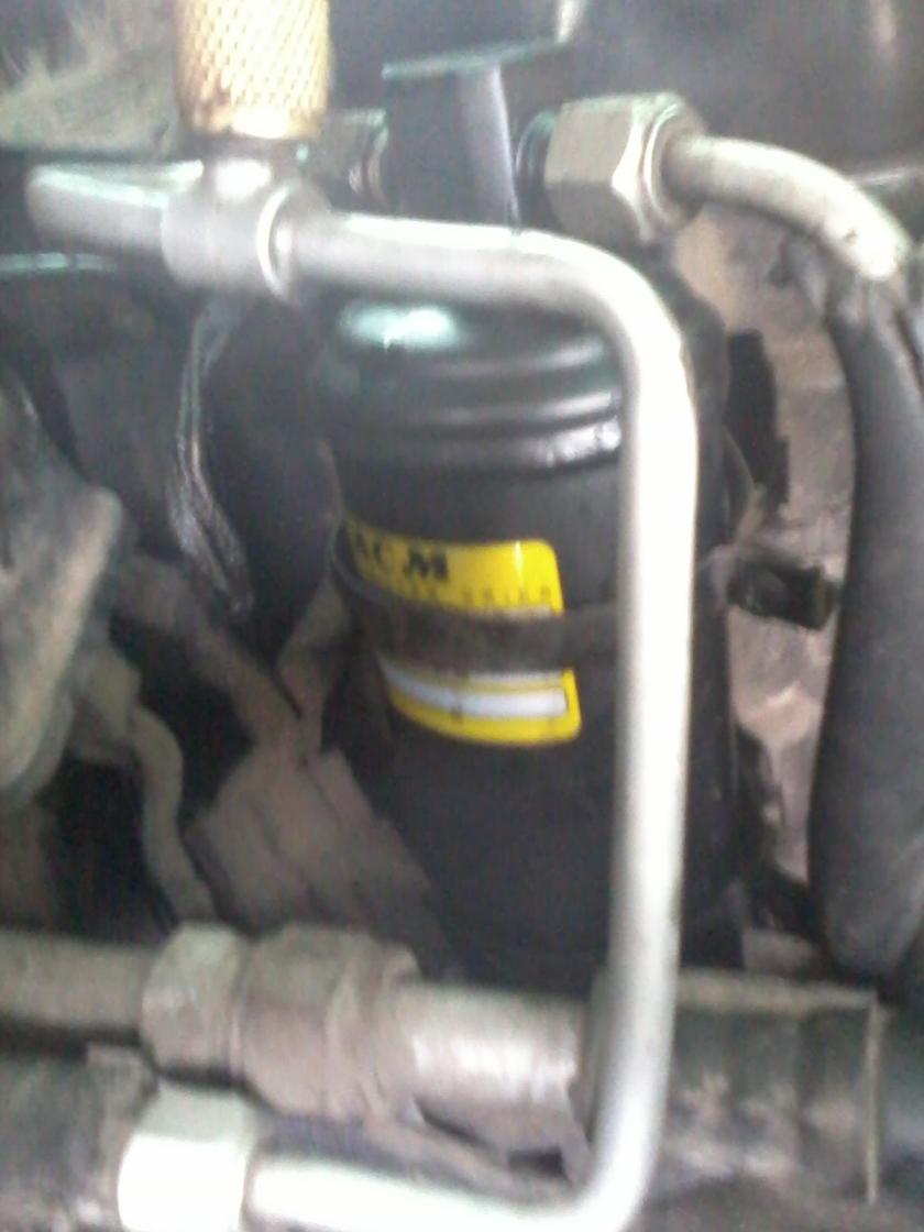 dryer baru di instal...80 rebu saja...kalo nanti buntu ya ganti lagi...hehehehe