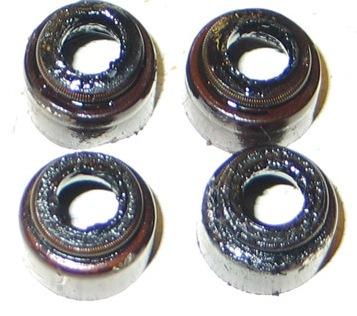 Distributor Sparepart Motor: Ciri-ciri Seal Klep rusak…Sebelum ...