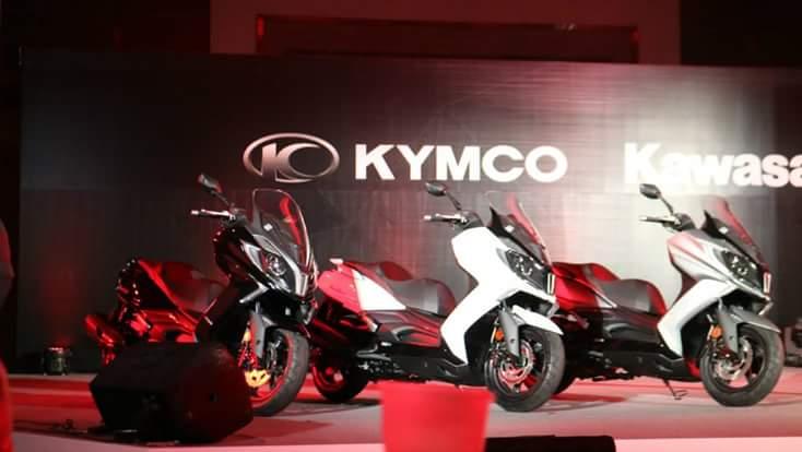 Big scooter kymco