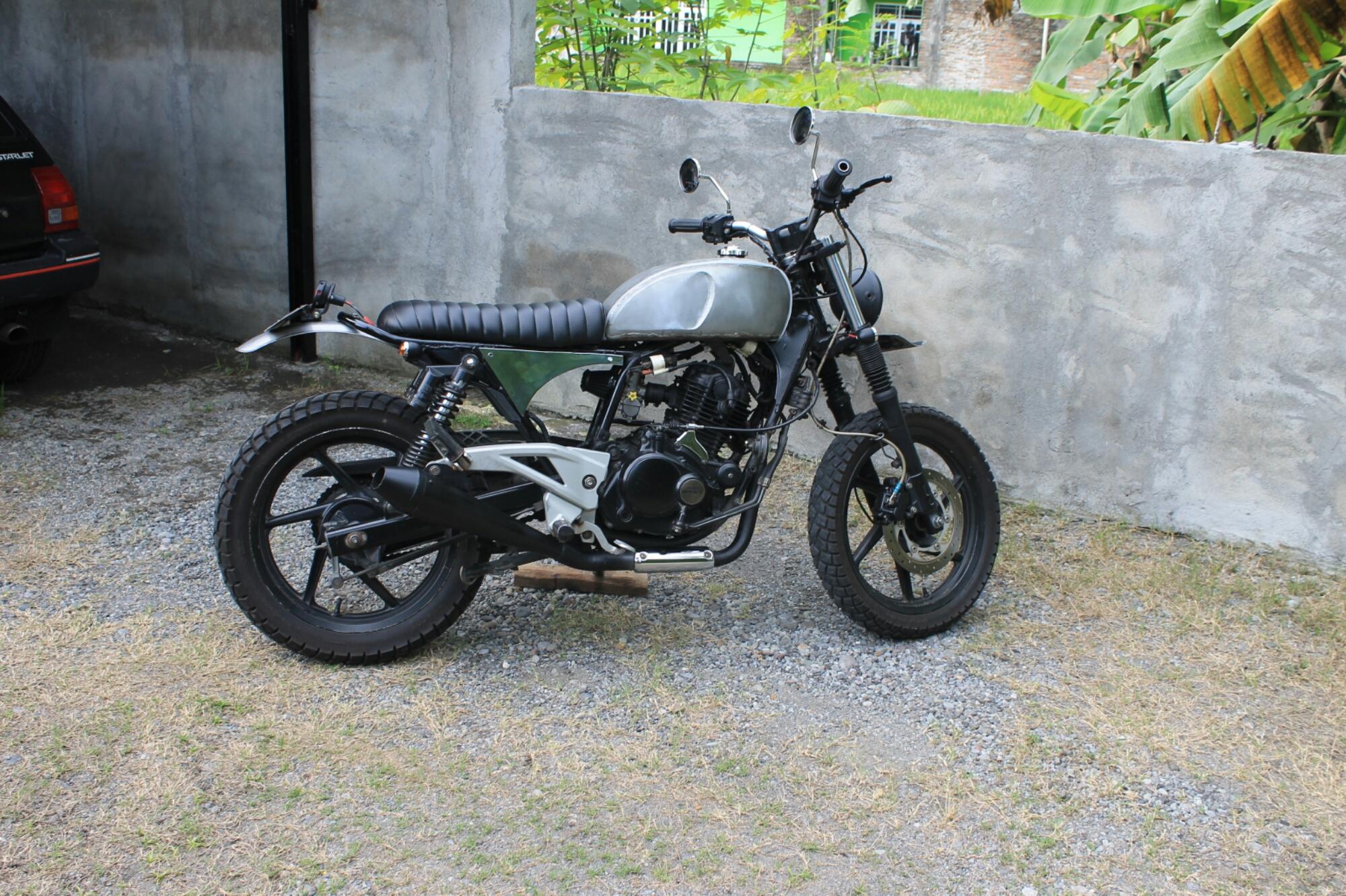 101 Biaya Modifikasi Motor Cb Klasik Modifikasi Motor Honda CB Terbaru